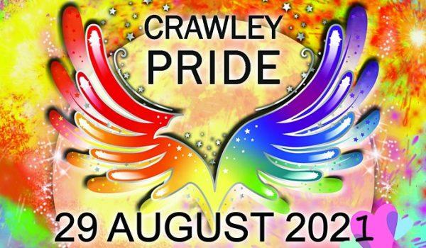 Crawley Pride 2021