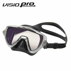 Tusa visio pro diving mask