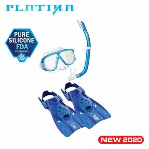 Tusa Platina Hyperdry Adult Travel Set