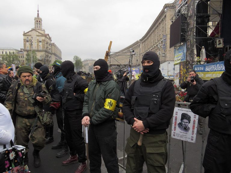 Dags att erkänna  statskuppen i Kiev, Ukraina, efter sex år!
