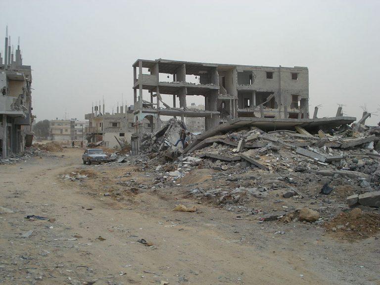 Urusel ekonomin i de ockuperade palestinska områdena