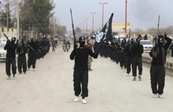 President Trump hotar: Vi kan släppa iväg 2 500 IS-krigare till Europa.