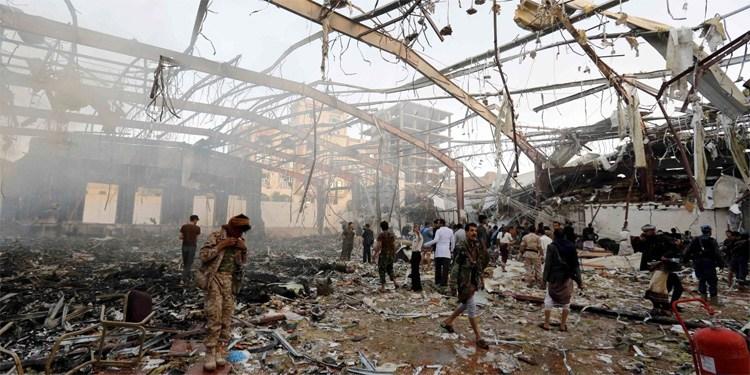 Angreppskriget mot Jemen startade för 5 år sedan.