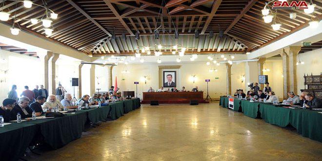 Uttalande av Världsfredsrådet vid konferensen i Damaskus