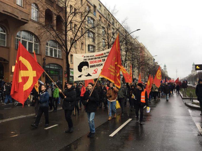 Kajsa Ekis Ekman om Rosa Luxemburg som mördades för 100 år sedan
