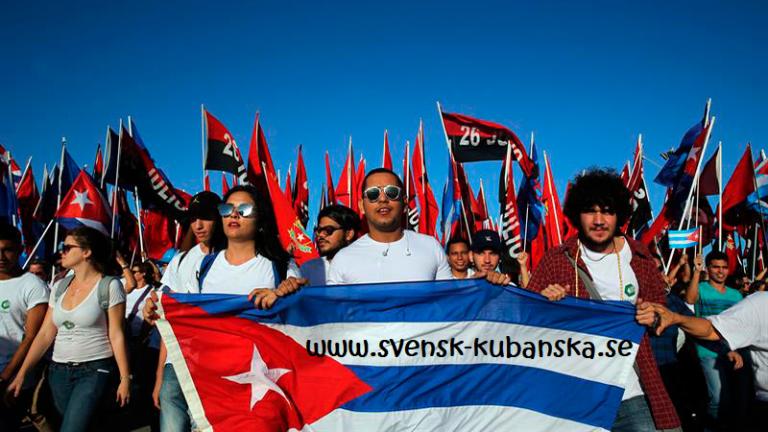 Demonstration på Segels torg kl. 17 för Fred i Venezuela