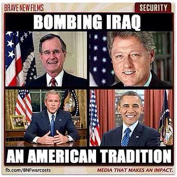 Att förvänta sig att USA frivilligt lämnar Irak är önsketänkande