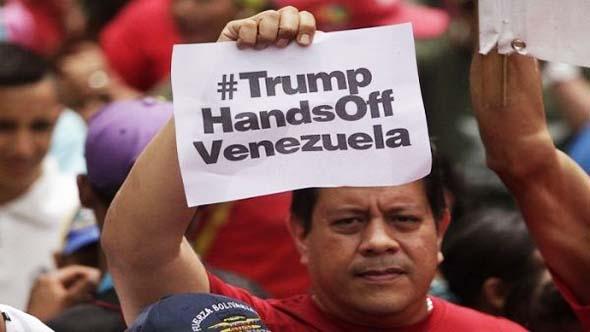 USA och Venezuelas svarta guld Varför händer det som händer i Venezuela?