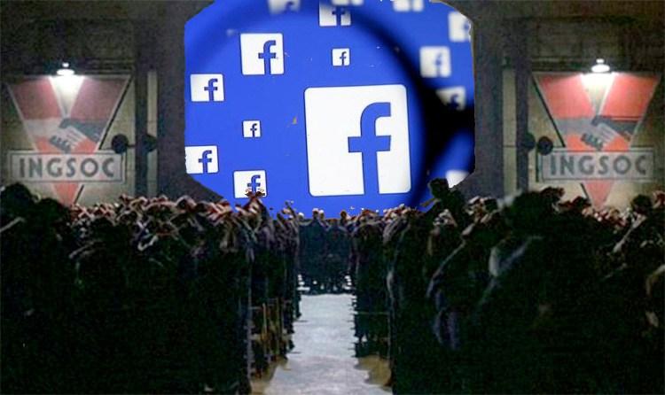 """Stort avslöjande: Facebook förhindrar det fria ordet genom dold """"deboosting"""""""