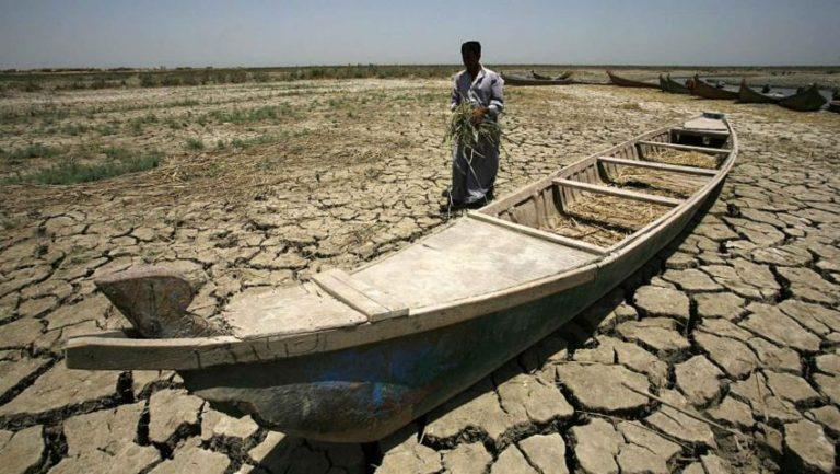 Pentagons och krigets roll för miljö- och klimatförstörelsen av Irak. Onsdag 20/3 kl 18.