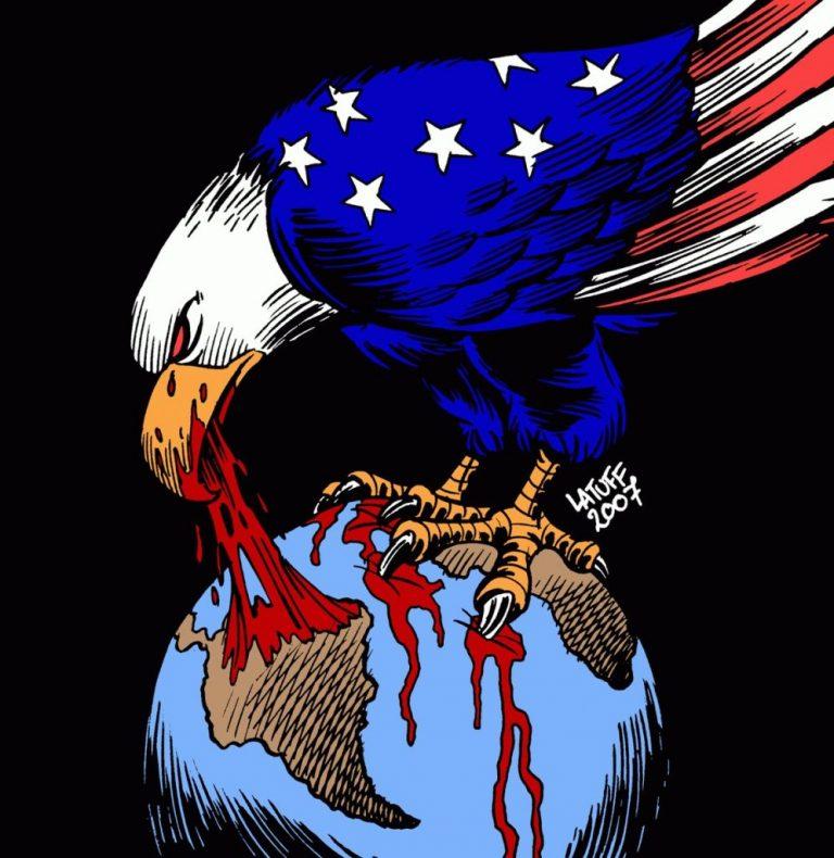 15 miljoner dollar på Nicolas Maduros huvud. Vita Huset söker en förevändning för att invadera Venezuela!
