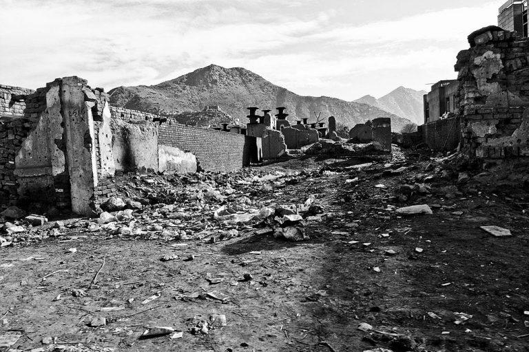 Kriget i Afghanistan: Koalition av ovilliga stater, med Sverige som undantag.