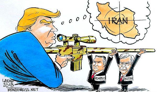 Iran – Imperialismens nästa offer?  Irans kärnteknikavtal och Irans statsskick. Hör och se från mycket bra möte!