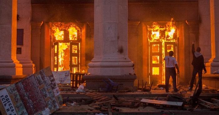 FN kritiserade Ukraina skarpt för tystnad efter attentatet i Odessa för 6 år sedan. Vad hände då – och därefter?