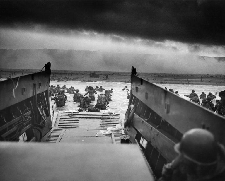 75 år efter invasionen i Frankrike mot nazisterna firas D-Day av USA och andra. Vad avgjorde det onödiga Andra världskriget?