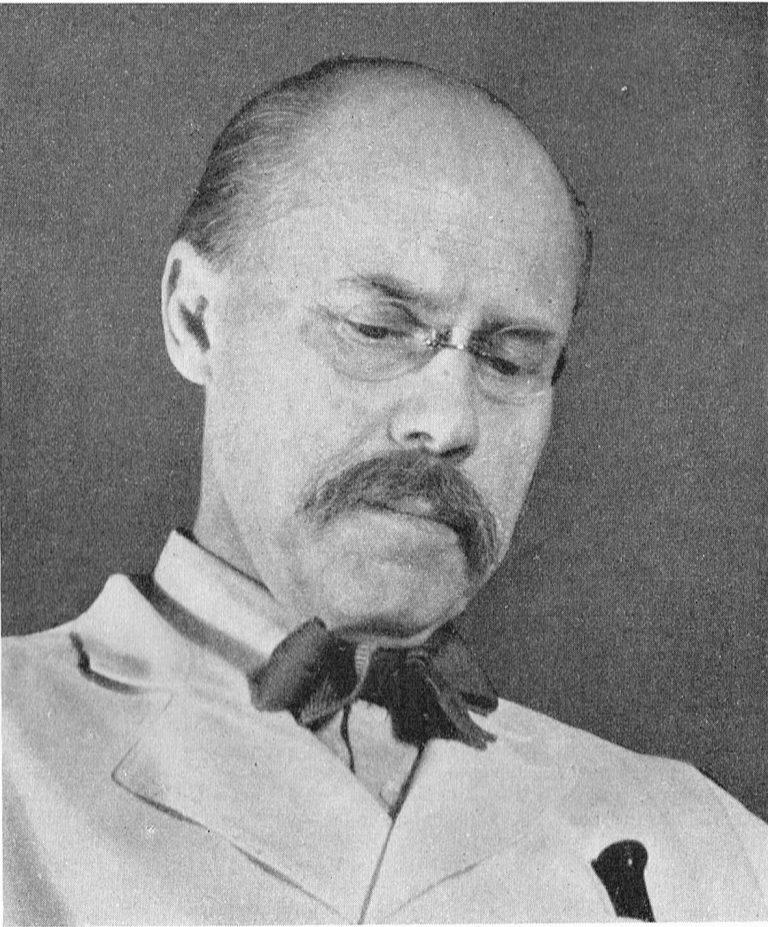 Israel Holmgren – antinazist värd att lyfta fram.