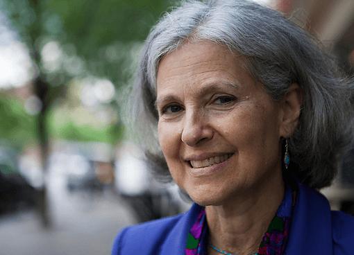 De Grönas presidentkandidat i USA smashar tillbaka Hillary Clinton och hyllar Assange.