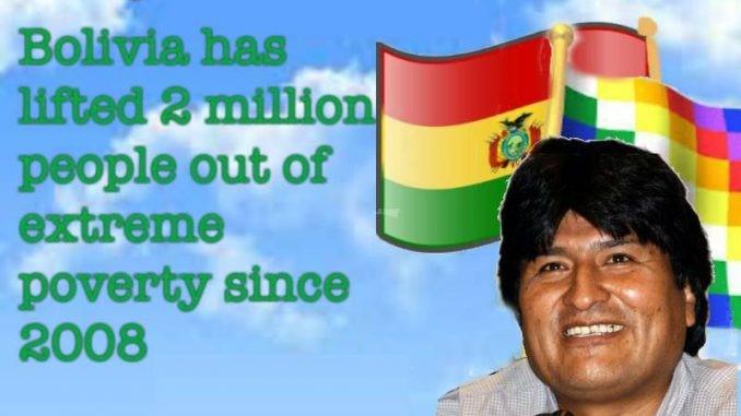 USA fixar valet i Bolivia