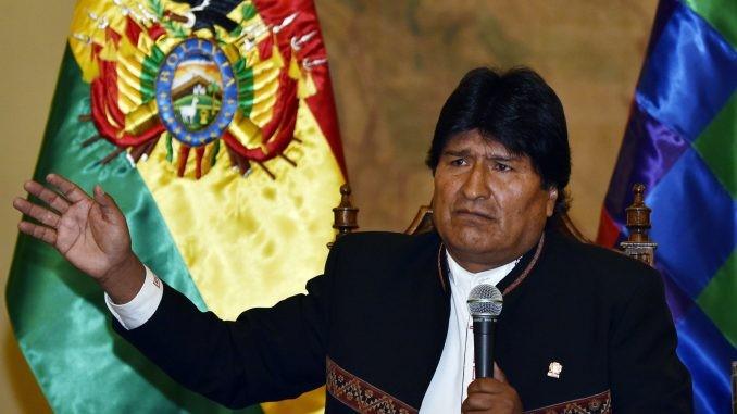 Fd president Evo Morales: Maktövertagandet i Bolivia var en litiumkupp