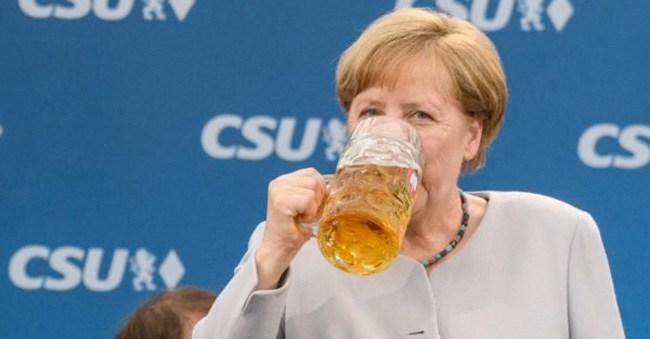 Opinion i Tyskland för mindre beroende av USA. Ökat missnöje med USA:s sanktionshot för Nordstream 2