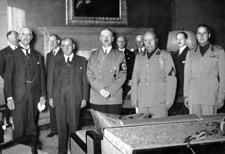 Brussels historierevisionism om andra världskriget.
