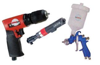Luft-/Elektrisk verktøy