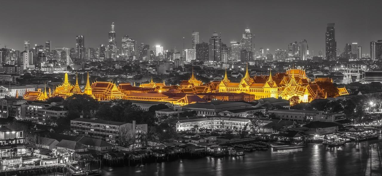 Bangkok, like coming home