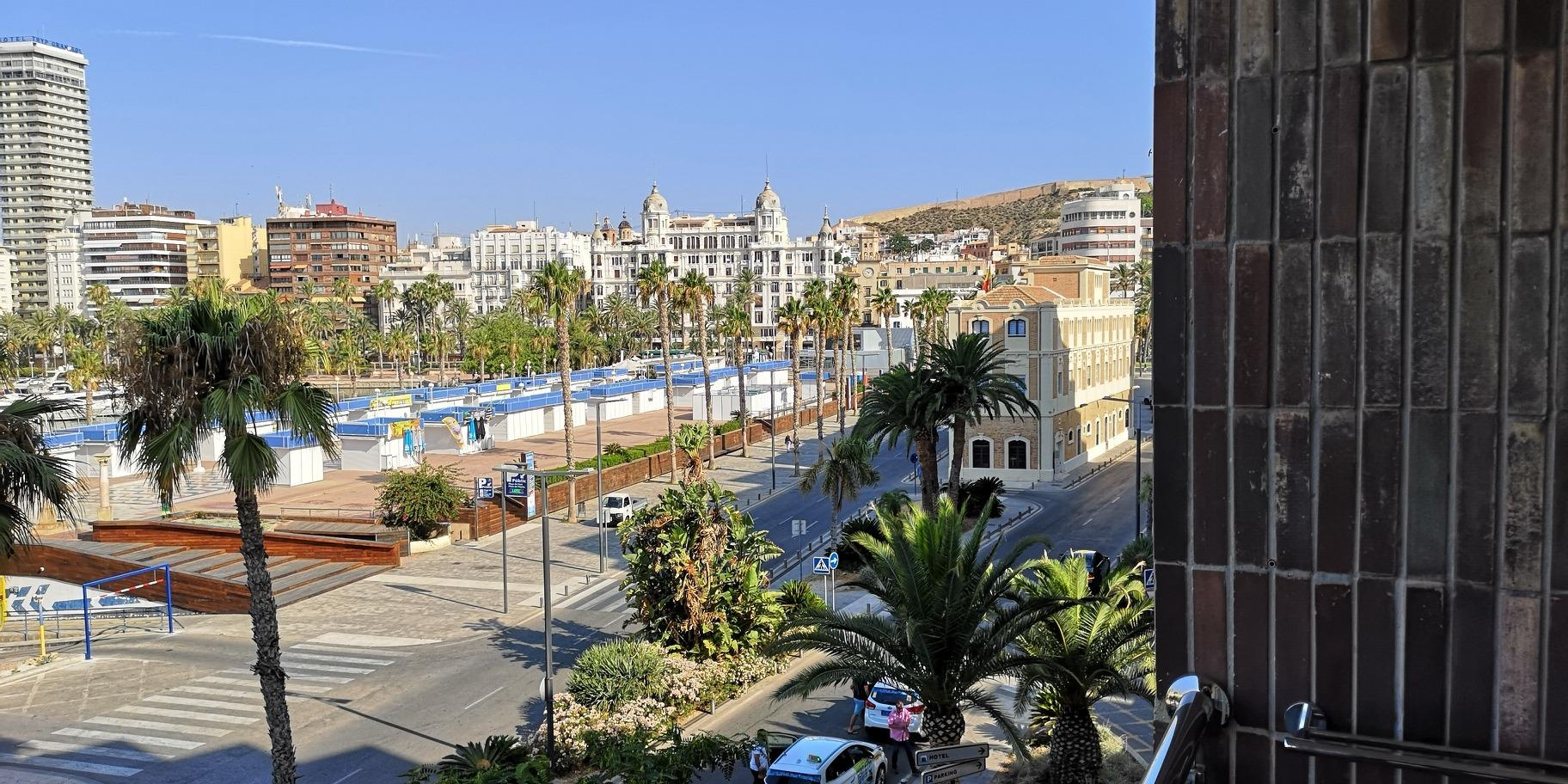 Alicante, a piece of Spain