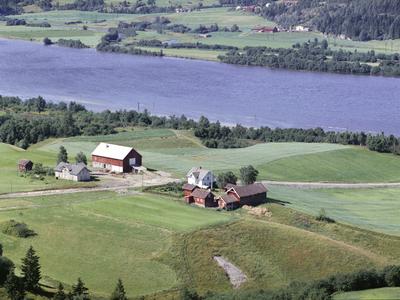 Elvenøkken starter ved Guttersrud