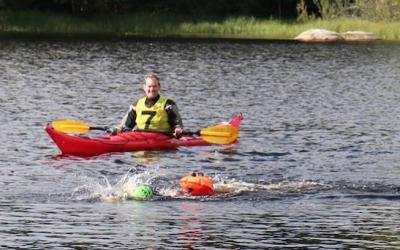 Open Water svømming og sikkerhet?
