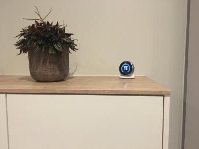 Nest Thermostaat met tafelstandaard