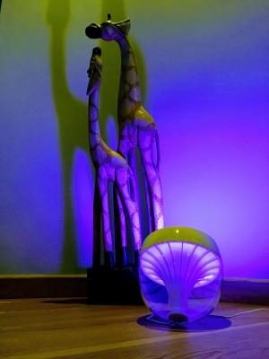 Indirecte sfeerverlichting met Philips Hue Iris