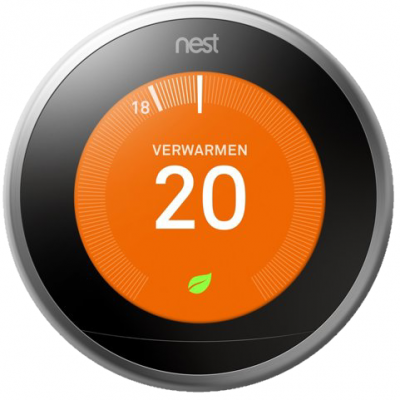 Nest Thermostat RVS