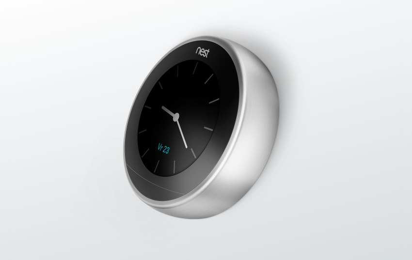 Nest Learning Thermostat Standaard