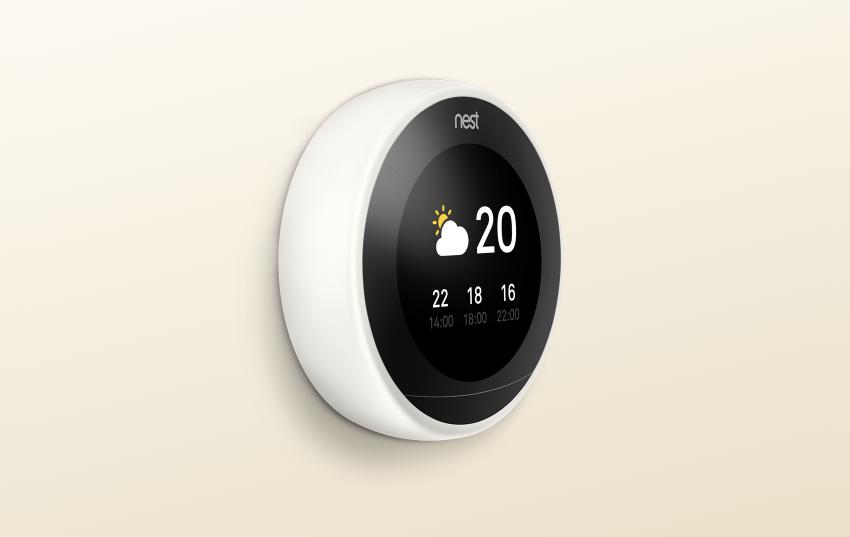 Nest Learning Thermostat V3 Premium Wit