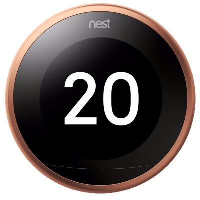 Nest Thermostat Premium Koper