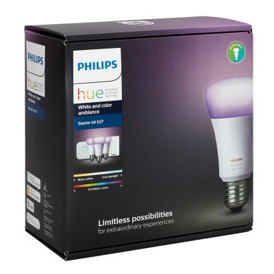 Philips Hue White & Color Ambiance E27 set