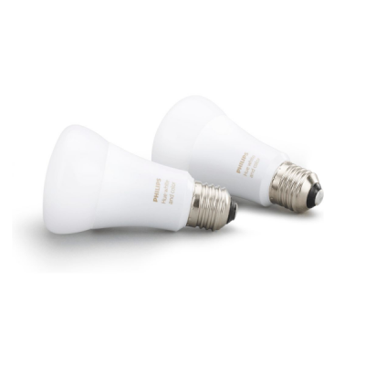 Philips Hue White & Color Ambiance E27 Duopack