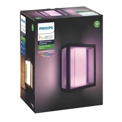 Philips HUE wandlamp Impress White & Color Ambiance large