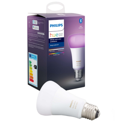 Philips Hue White & Color Ambiance E27