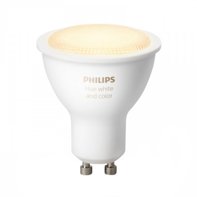 Philips Hue White & Color Ambiance 2x GU10 lamp