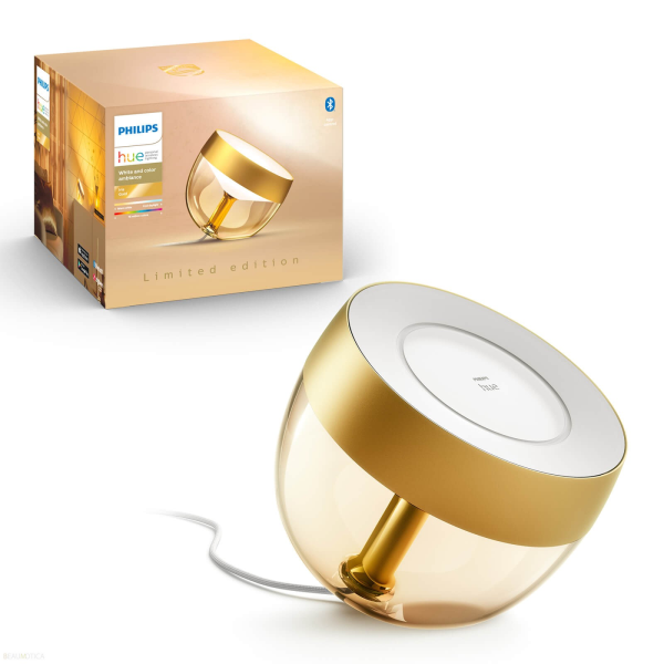 """Philips Hue Iris Gold """"limited Edition"""""""