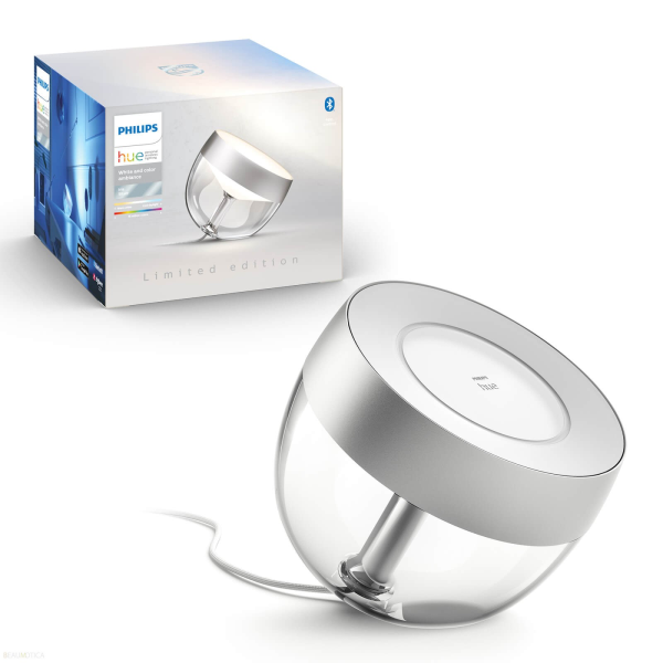 """Philips Hue Iris Silver """"limited Edition"""""""