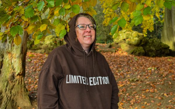 Limited Edition | College Hoodie | Dark Chocolate | www.go-tell.co.uk