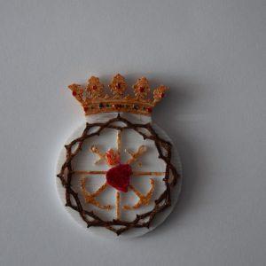 Escudo Cofradía Estudiantes Málaga