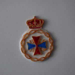 Escudo Cofradía Rescate Málaga