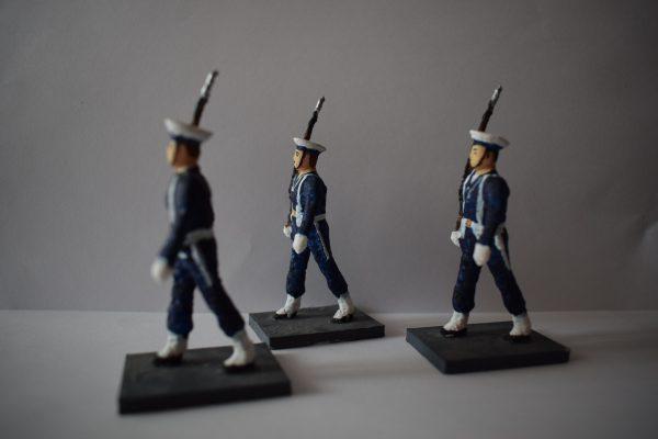 Figuras soldado marina española