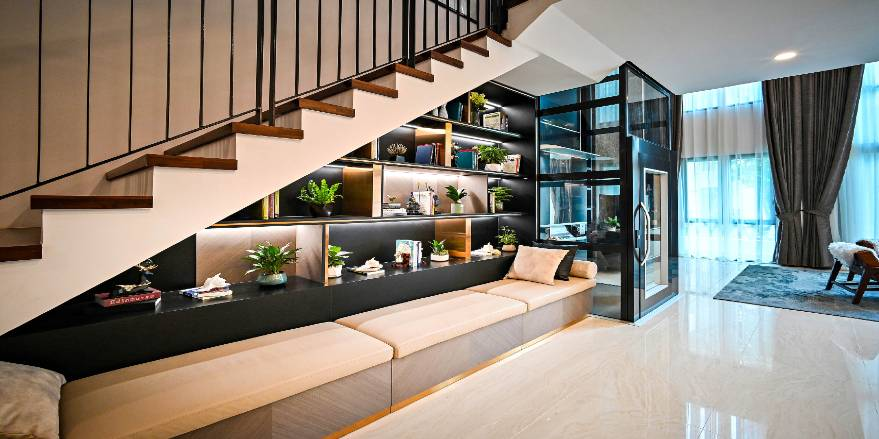 Lejlighed i newyork stil