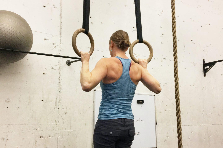 Kvinde som træner