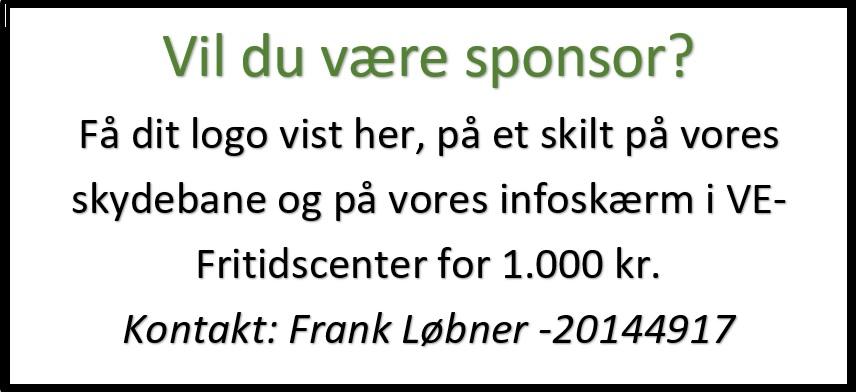 Vil du være sponsor